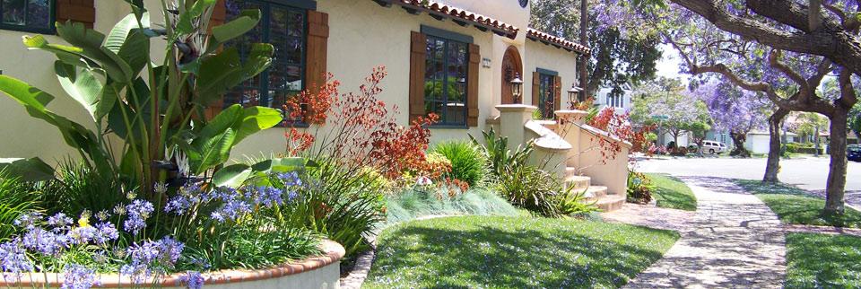Mediterranean Landscape Designer San Diego