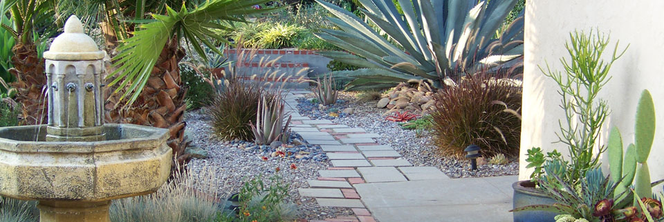 Water Wise Landscape (Xeriscape)