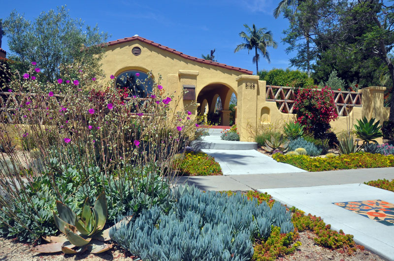 san diego landscape design after