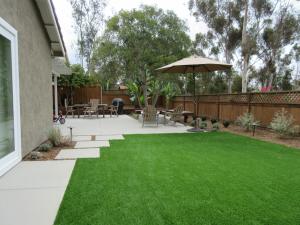 Backyard Landscape Design in San Diego