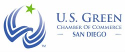 Member of US Green Chamber San Diego Chapter