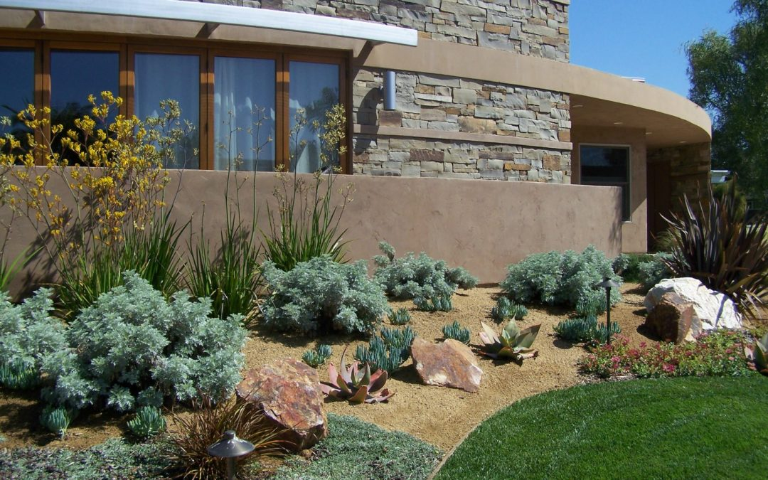 Delightful Contemporary Landscape Design In San Diego