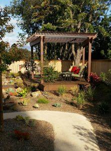 San Diego Landscape After
